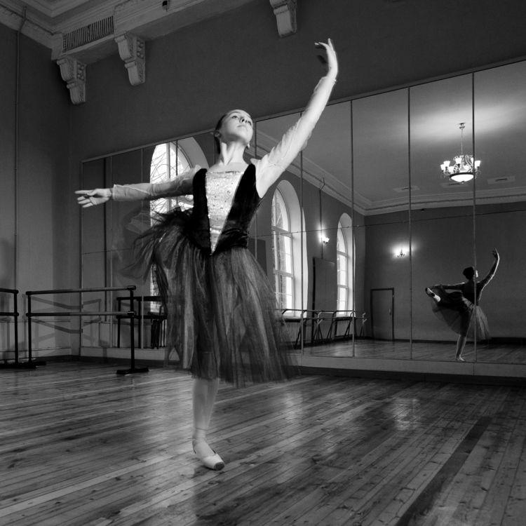 Bailar con presion