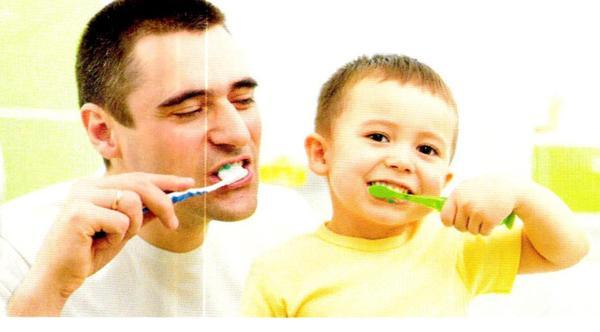 ¿Pueden los dientes rojos reemplazar la limpieza ambulatoria?