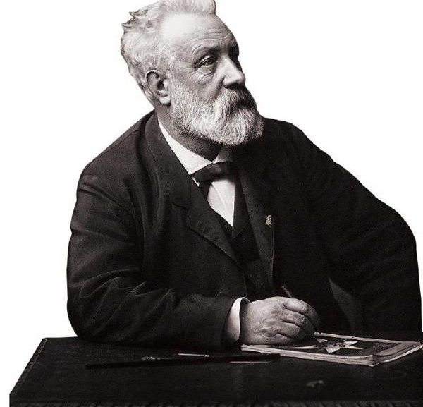 Jules Verne, thank you for foreseeing an era