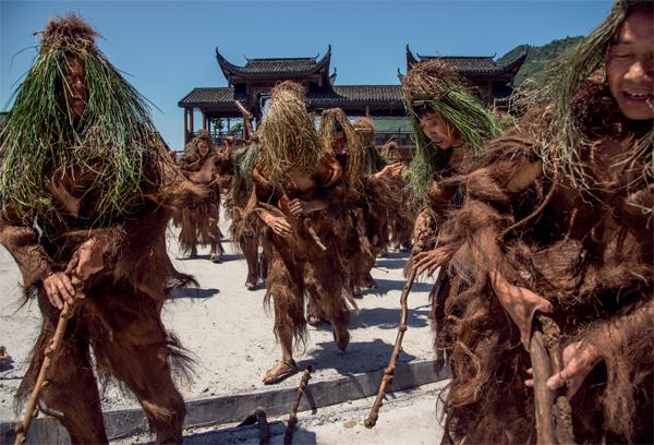 The final sorcerer of Temachu