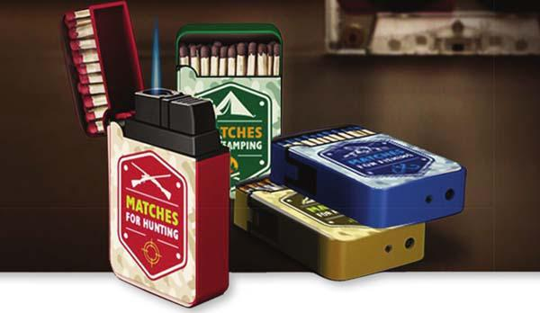 A new model for the lighter industry
