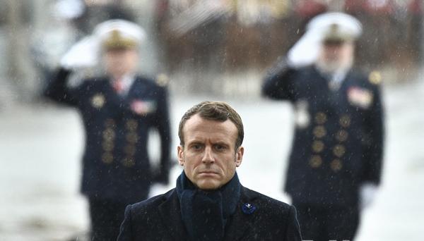 "Why did Macron accuse NATO of ""brain death""?"