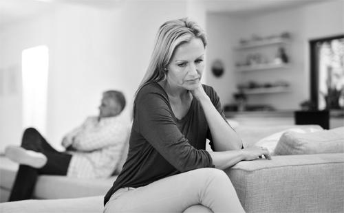 In a silent marriage, my husband is too lazy to die for me