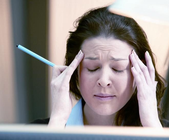 How to remove the headache