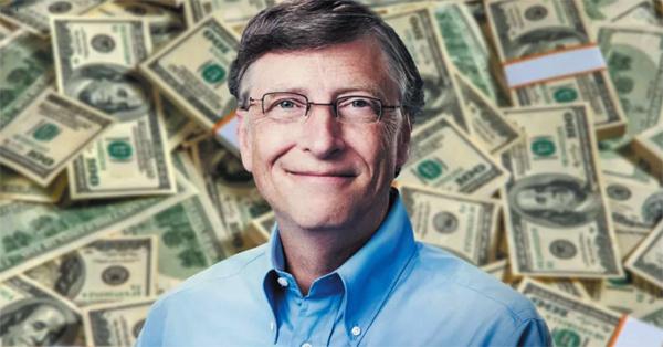How Bill Gates spent his money