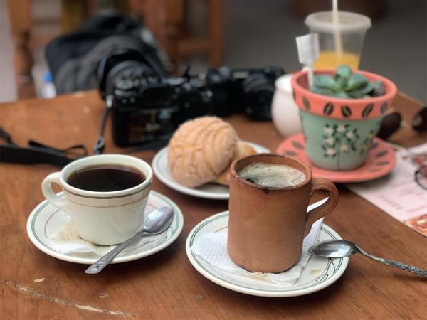San Cristobal: Drink a cup of mountain coffee