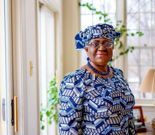 WTO female head, reformer from Africa