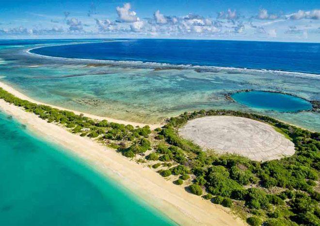 The betrayed Marshall Islands